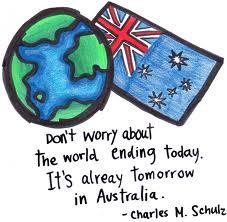 tomorrow in australia pic
