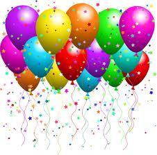 Balloons celebration