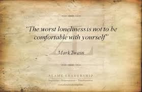 MAak Twain self acceptance