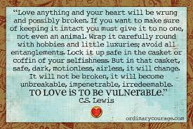 vulnerability cs lewis