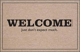 welcome - don't expect much