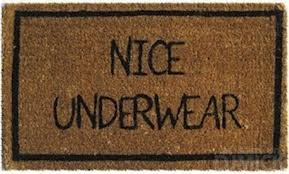 welcome - underwear