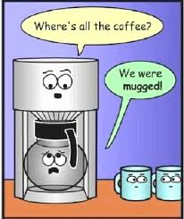 Coffee Maker Funny Taste : Judgement With Your Coffee? One Lump or Two? Raising the Curtain