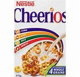 box of cheerios