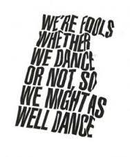 fools dancing