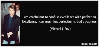 Michael J Fox excellence