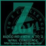 Z Challenge Letter